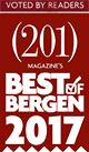 Best of bergen Award