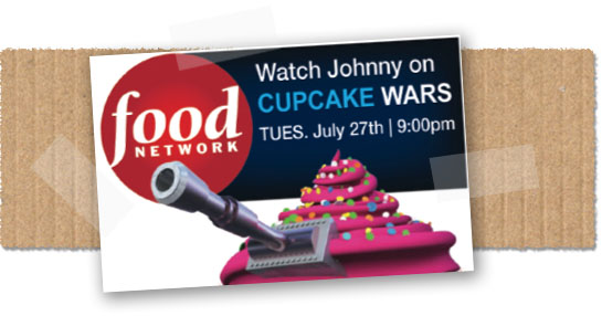 Food Network - Cupcake Wars